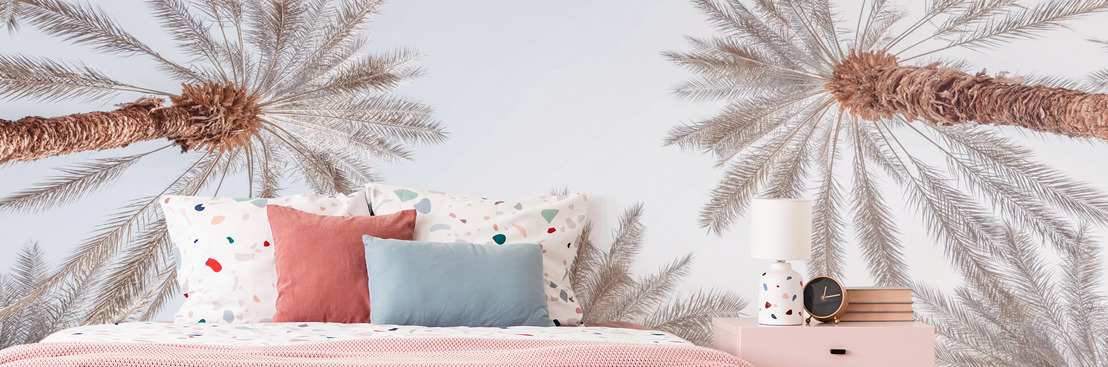 5 Bedroom Wallpapers for that Luxury Hotel Look