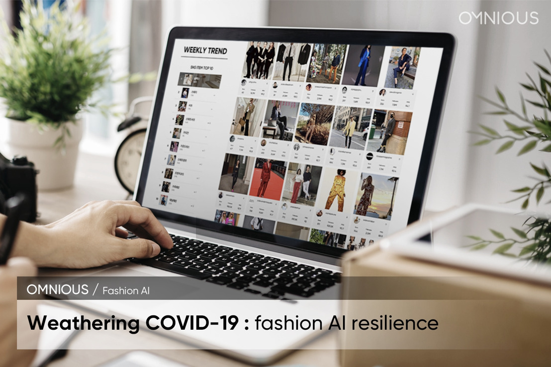 [Weathering COVID 19] How to conveniently view fashion trends via AI