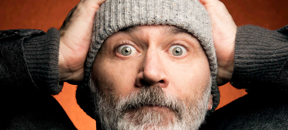 Irish comedian Tommy Tiernan returns to Belgium in March 2020