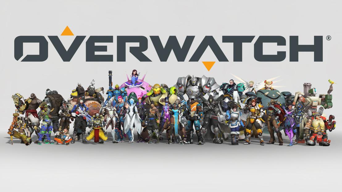 Overwatch célèbre son quatrième anniversaire avec de nouvelles récompenses pour les joueurs