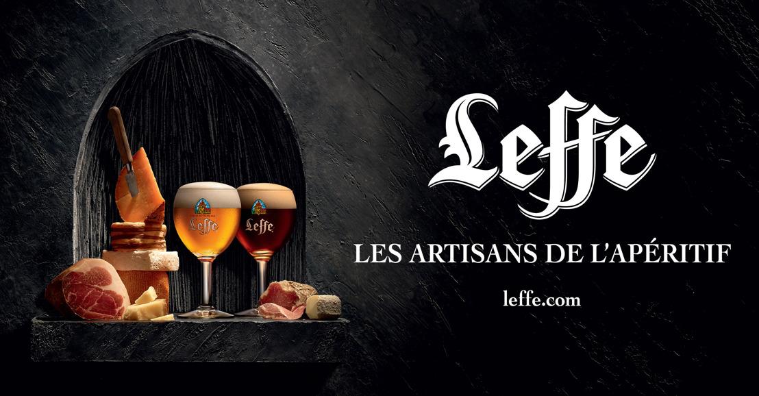 Leffe a lancé les rencontres Bistronomy à la Bozar Brasserie