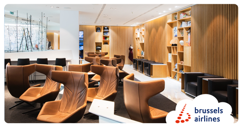 Brussels Airlines extends The Loft at Brussels Airport in cooperation with Lexus