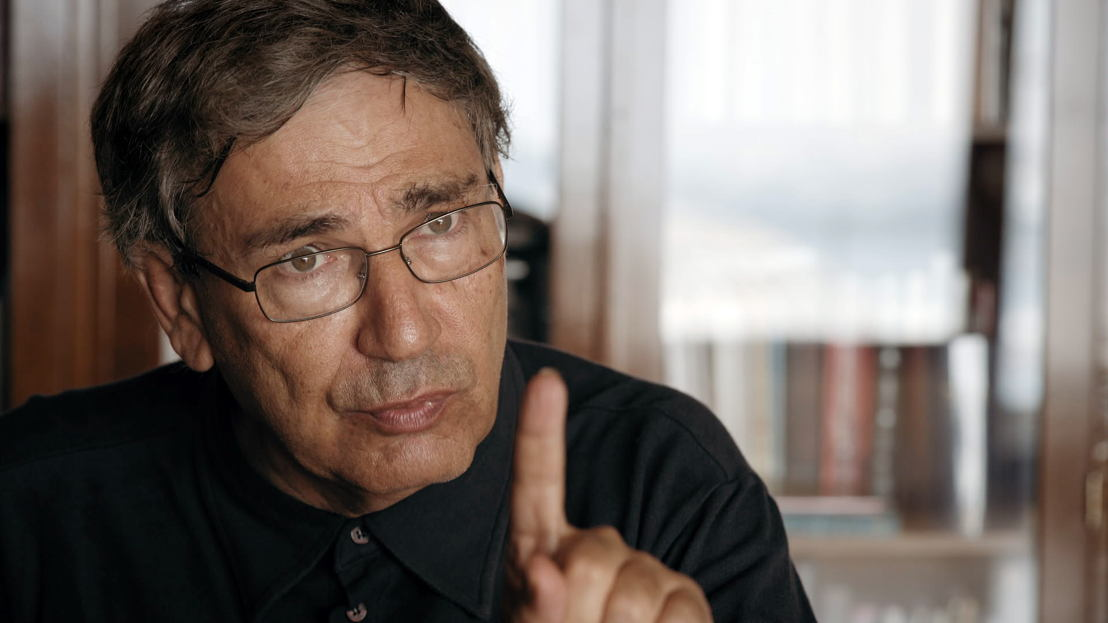 Made in Europe - aflevering 2 : Orhan Pamuk - (c) Reinier van Brummelen