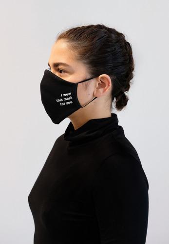 Draag een mondmasker: bescherm anderen en help een miljoen euro inzamelen voor Artsen zonder Grenzen