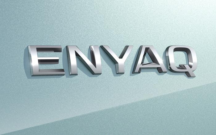 ŠKODA ENYAQ: Name of ŠKODA's first all-electric SUV is confirmed