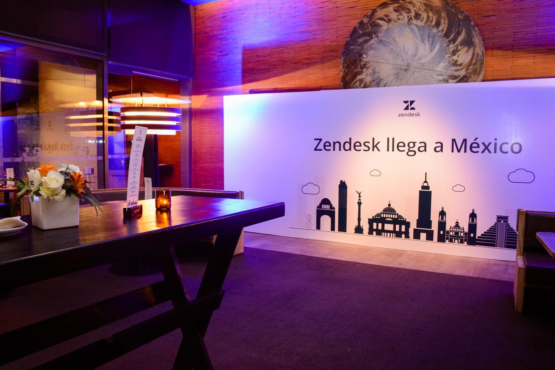 Zendesk abre nuevas oficinas en México para impulsar el mercado de atención al cliente