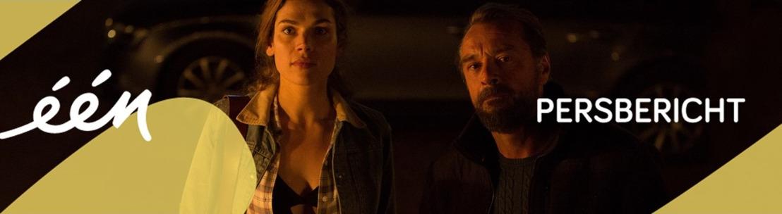 Tom Waes en Anna Drijver vol enthousiasme op set van seizoen 2 'Undercover'
