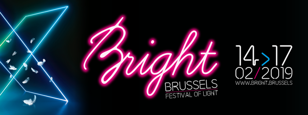 Preview: Bright Brussels, Festival of Light 2019