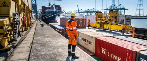 La Belgique lance une plate-forme digitale pour les douanes – BE-GATE au Transport & Logistic Munich: l'e-commerce simplifié