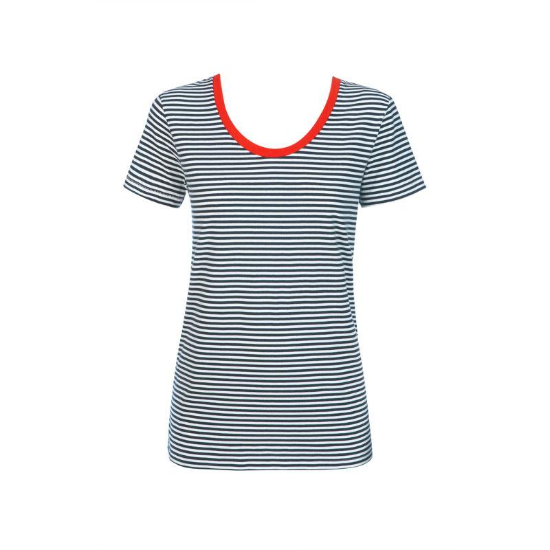 T-Shirt Marine Print