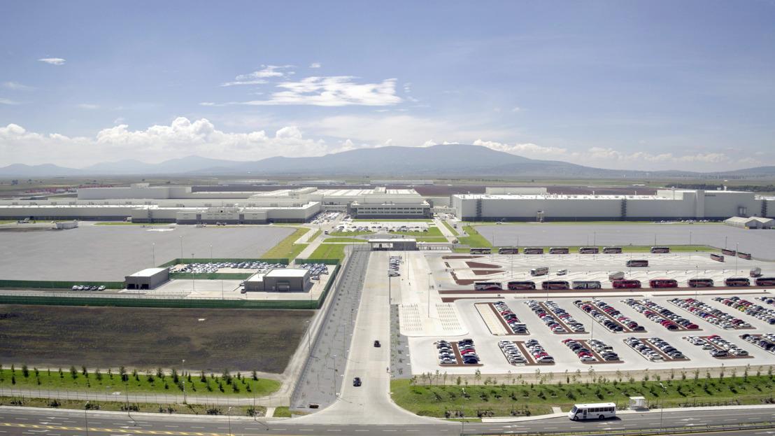 Ouverture d'une usine Audi au Mexique