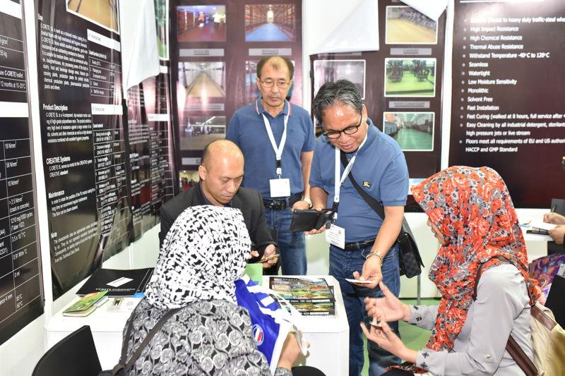 KONSTRUKSI INDONESIA - THE BIG 5 CONSTRUCT INDONESIA 2016