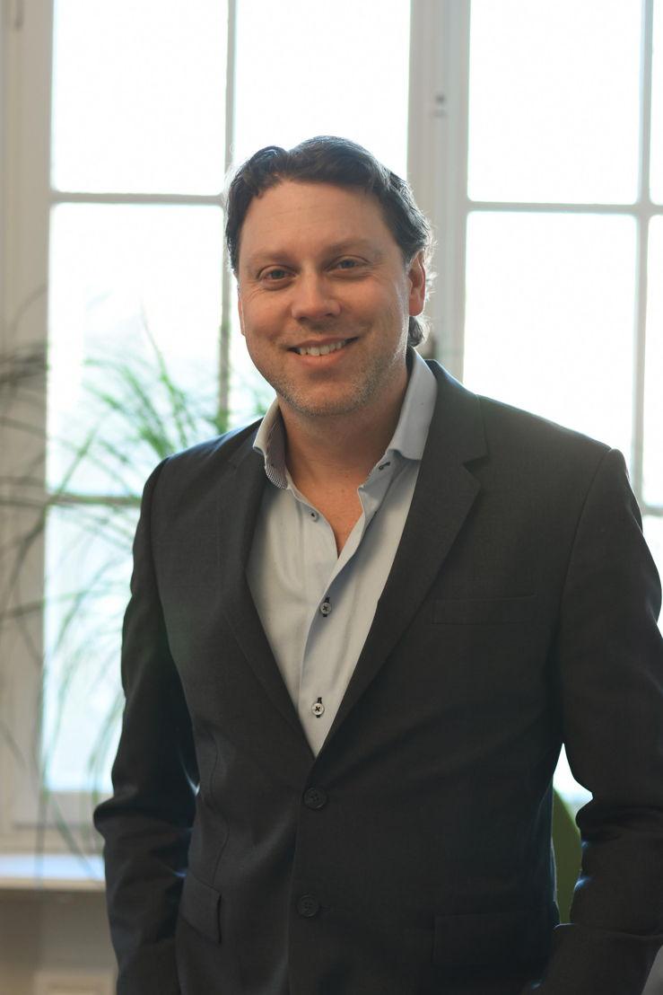 Emakina AB CEO Joel Wahlström