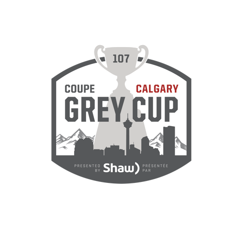 TICKETS FOR THE 107 GREY CUP PRESENTED BY SHAW ON SALE TODAY