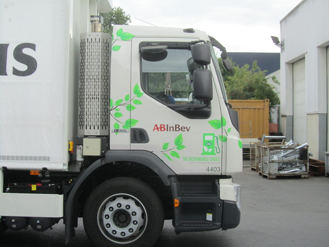 CNG truck - Cabin