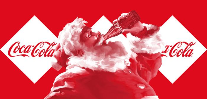 Coca-Cola's kerstman doet 100e keer zijn intrede