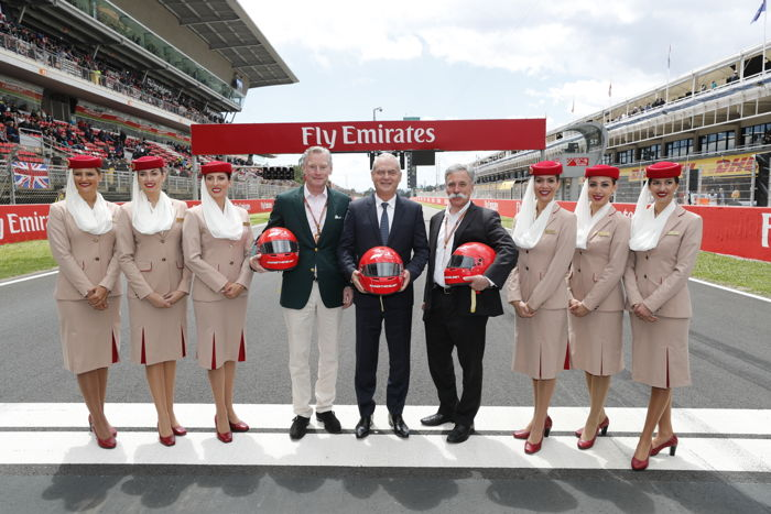 Preview: Emirates and Formula 1® renew Global Partnership