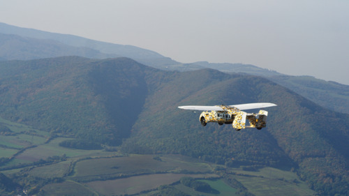 AeroMobil Reaches a Key Milestone in the Airworthiness Testing of its Latest Model Flying Car