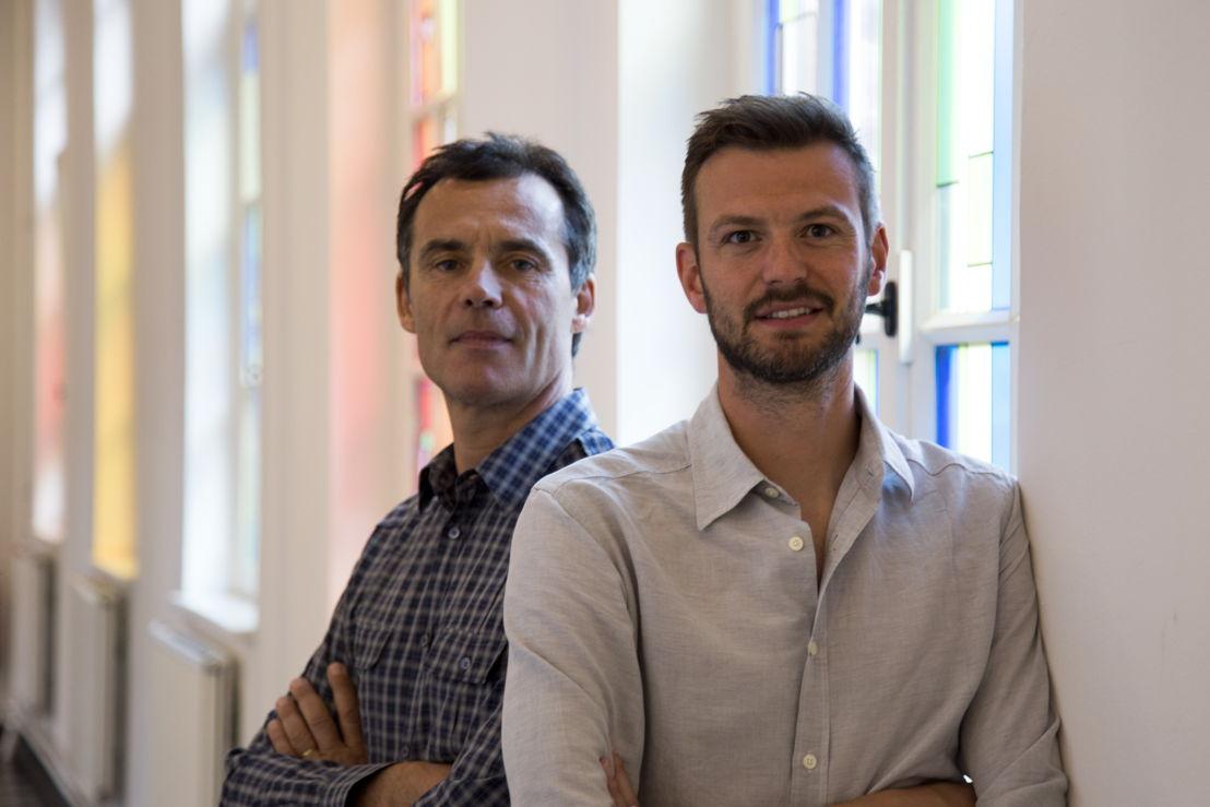 Marc Fauconnier & Janpieter Mels