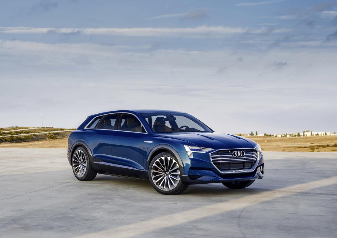 Réseau de production Audi: prêt pour l'électromobilité