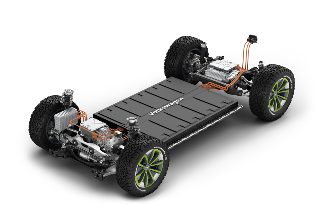 Volkswagen rend sa plate-forme électrique accessible à des tiers