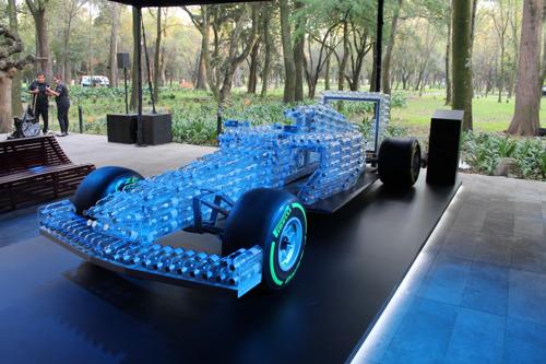 Tequila Casa Dragones e INTERprotección se reúnen para celebrar una nueva edición de la F1 en México