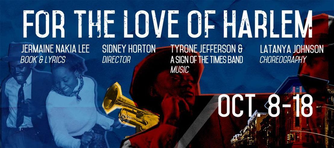 For The Love of Harlem Kicks off On Q's Season 6: Blues People