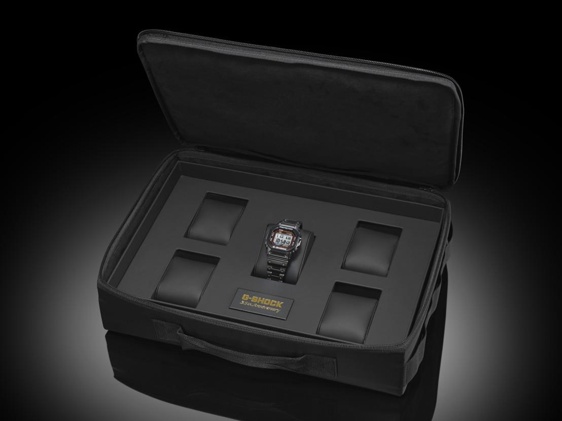 G-SHOCK se une con PORTER para una versión exclusiva del nuevo Fullmetal GMW-B5000