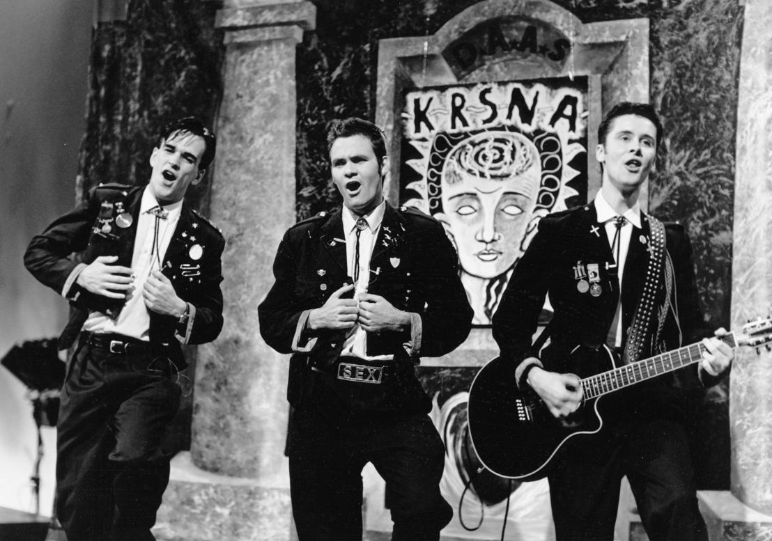 The Big Gig, Tim, Paul and Richard
