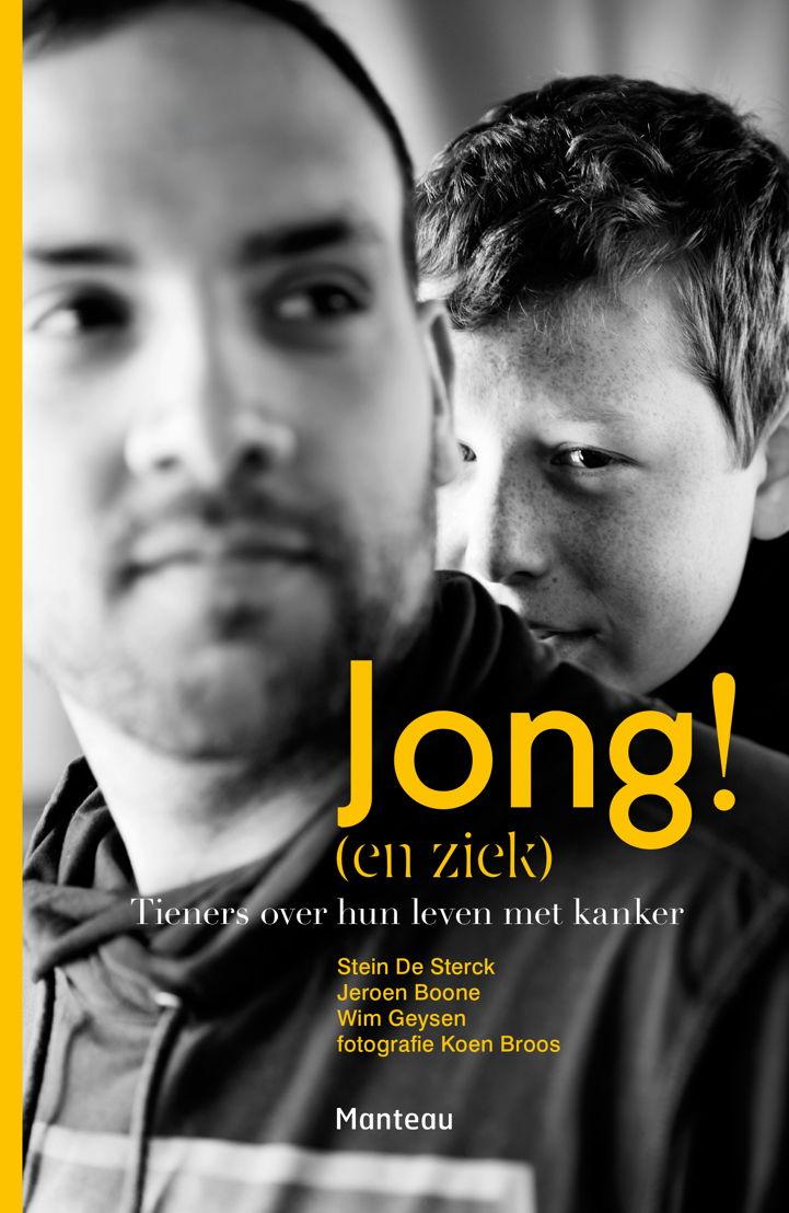 Cover 'Jong! (en ziek)'