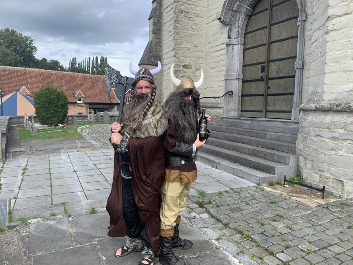 Preview: Vrijstaat Vanmol en brouwerij Alvinne toveren Vikingbier uit hun brouwketel