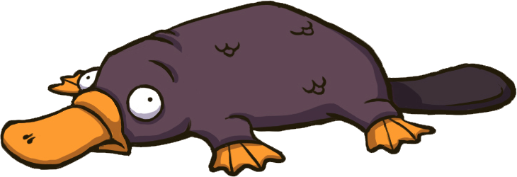 Water platypus