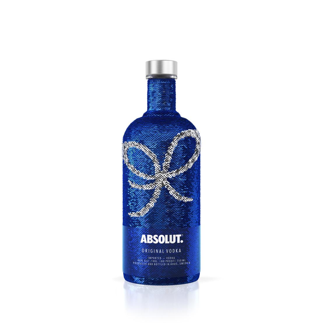 Absolut maakt van elke nacht een feest met zijn nieuwe limited edition fles