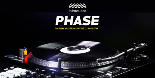 MWM launches Phase: the new milestone in the DJ industry