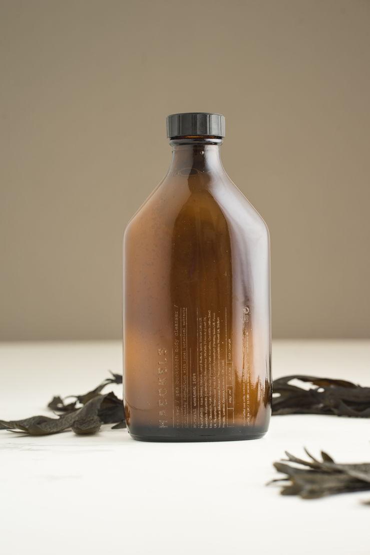 Seaweed / Seabuckthorn Facial Cleanser