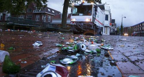 Bruxelles lance un projet-pilote à propos des emballages consignés