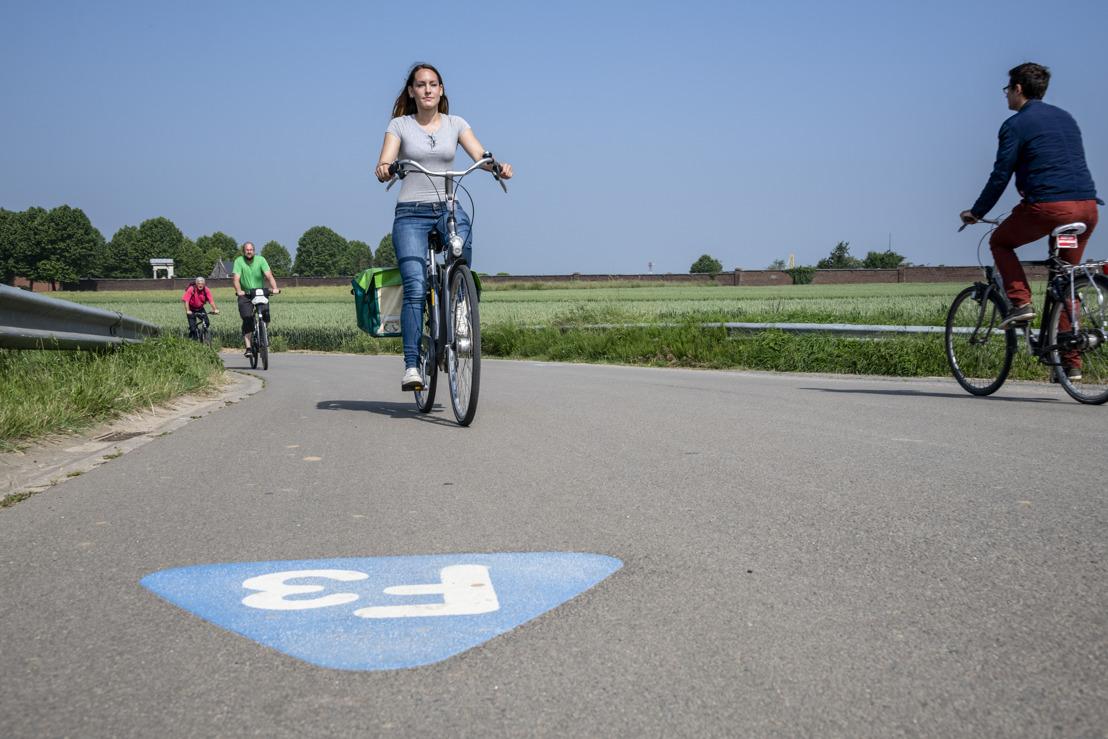 Corona zorgt voor verdubbeling fietsers op fietssnelwegen