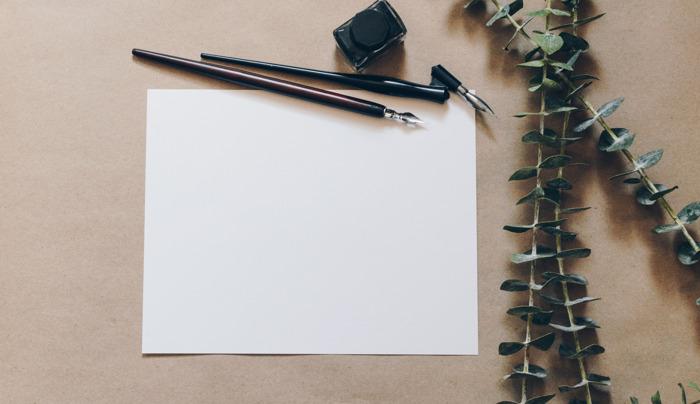 5 powodów, dla których należy wskrzesić pisanie listów miłosnych