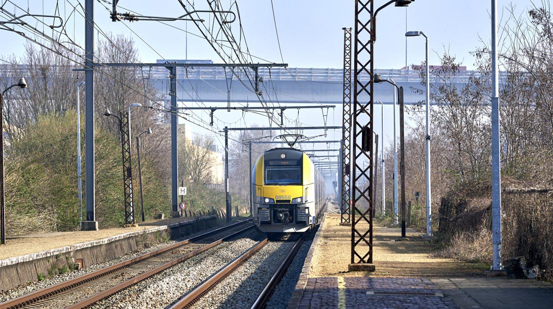 Grève nationale ce lundi 29 mars : plus d'un train sur deux roulera
