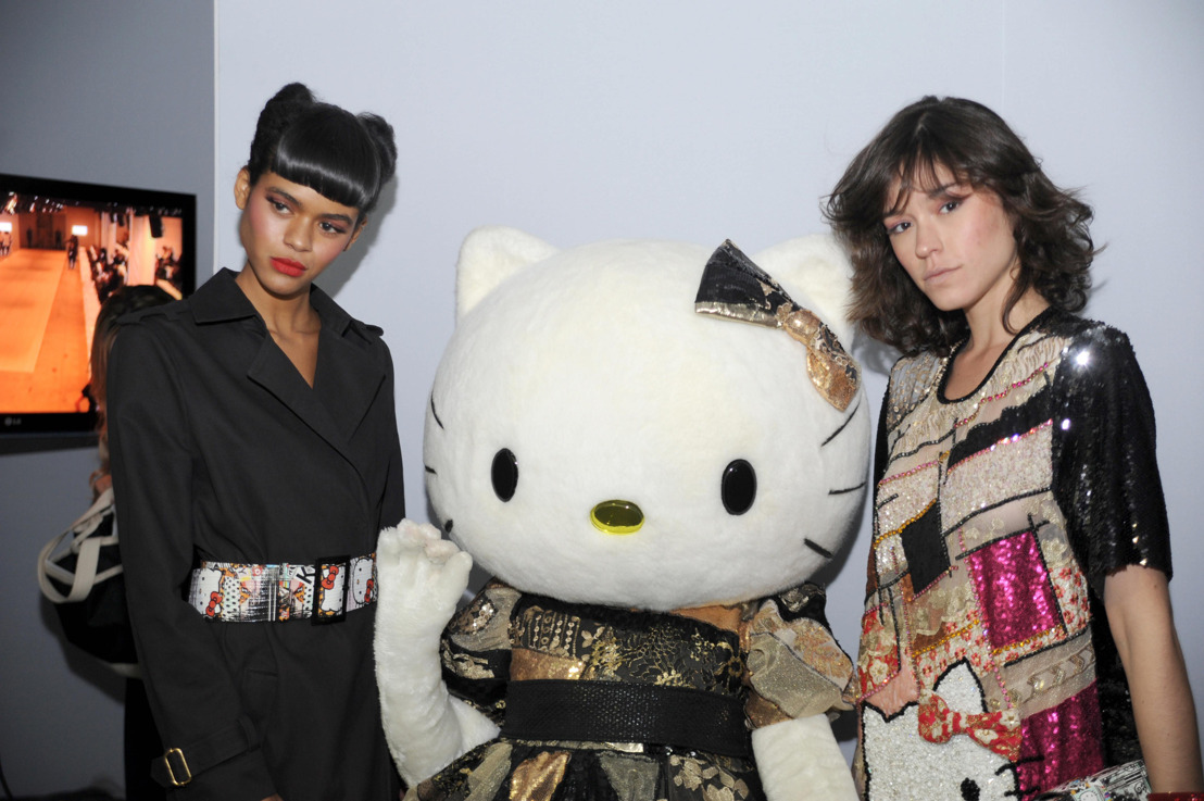 Hello Kitty, presente en São Paulo Fashion Week