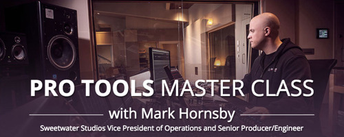 Sweetwater Studios to Host Pro Tools Master Class in May