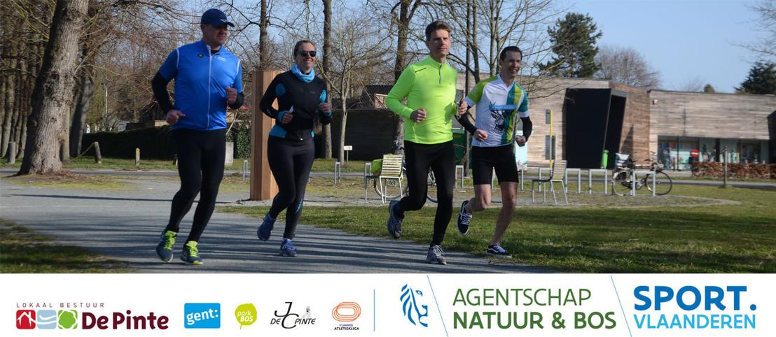 Nieuwe natuurloop in het Parkbos