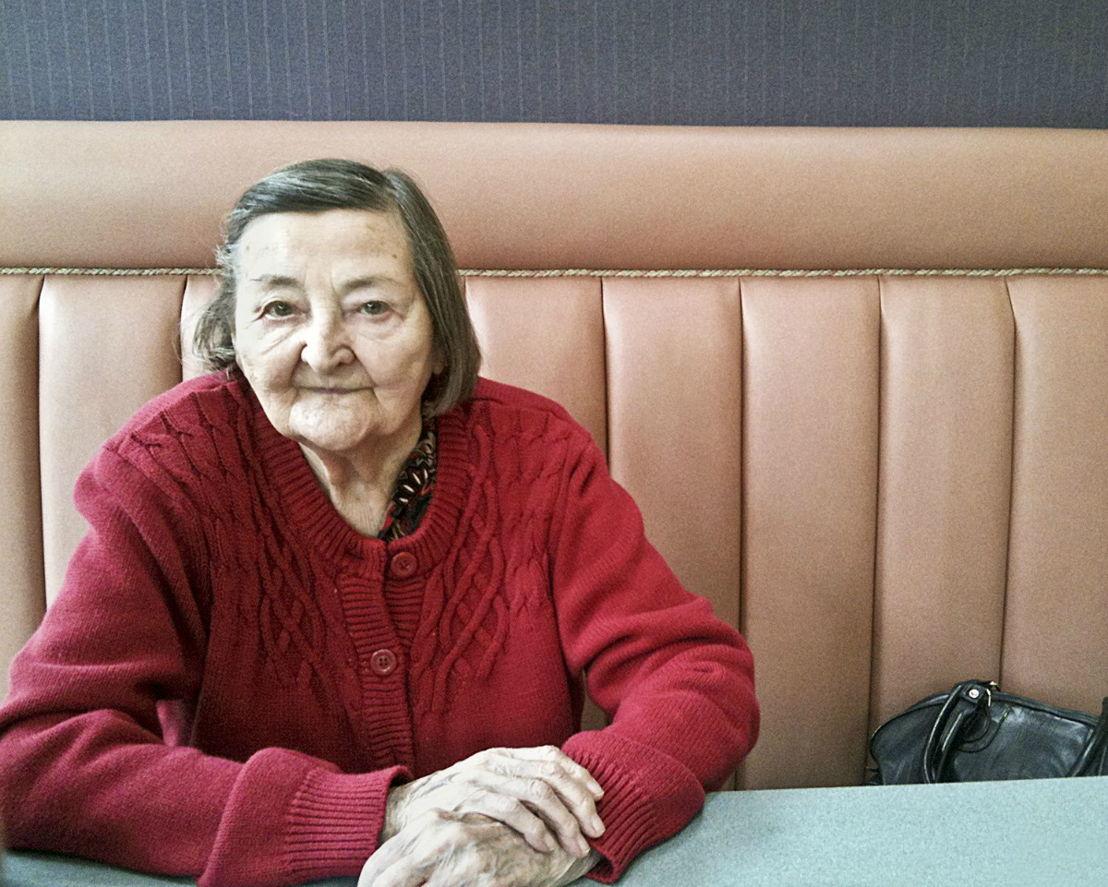 Joan Mans / Photo by Pamela Bethel