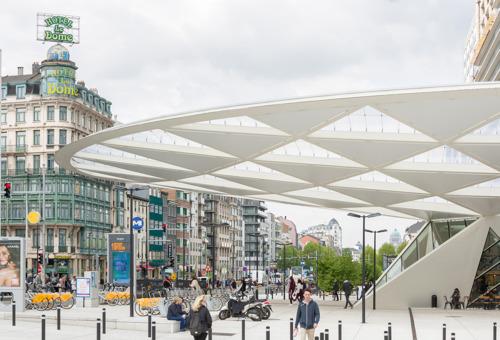 Les nominés du Brussels Architecture Prize sont connus