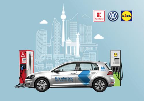 Volkswagen y el Grupo Schwarz serán aliados estratégicos