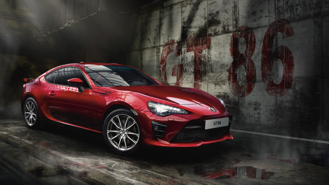 UPDATE pictures GT86 2017
