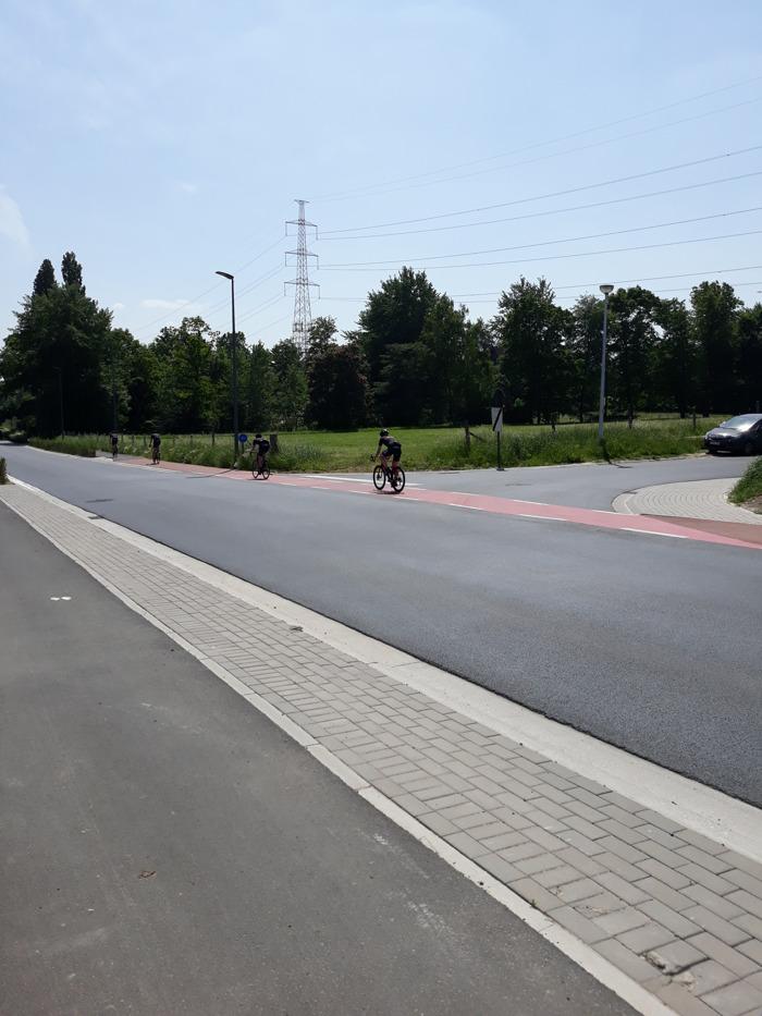 Provincie investeerde 5,9 miljoen euro voor nieuwe fietspaden