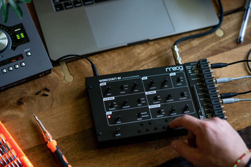 Moog's Most Affordable Synthesizer Is Here — Just in Time for the Holidays