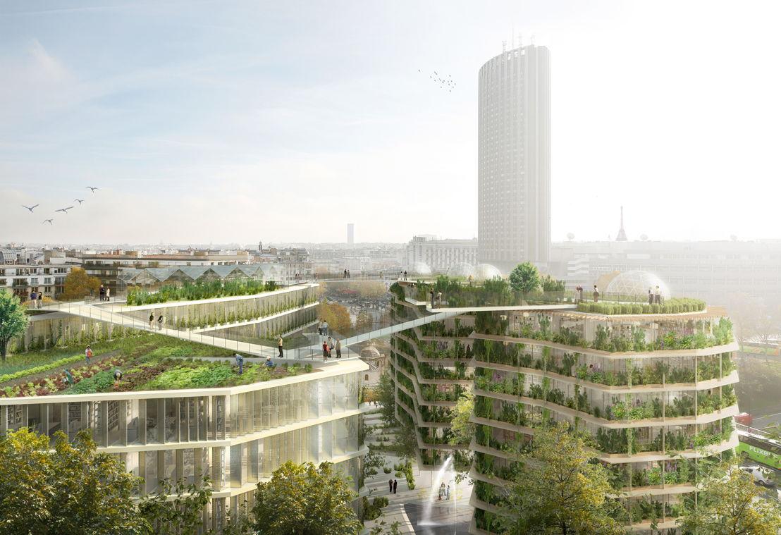 Reinvent Paris Rooftops