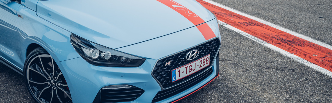 Video: Thierry Neuville reçoit sa nouvelle voiture de fonction i30N
